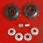 Simplex Suntour Original Jockey Wheel Kit